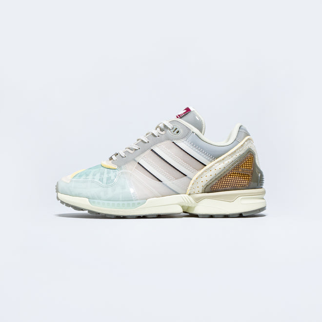adidas - ZX 6000 'Inside Out' - Clear Brown/Chalk White - Up There