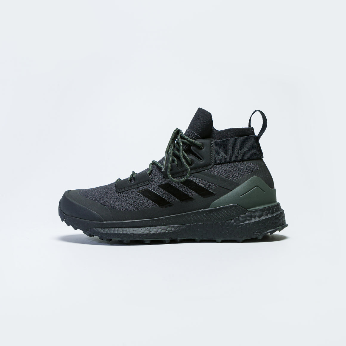 adidas - Terrex Free Hiker Parley - Core Black - Up There