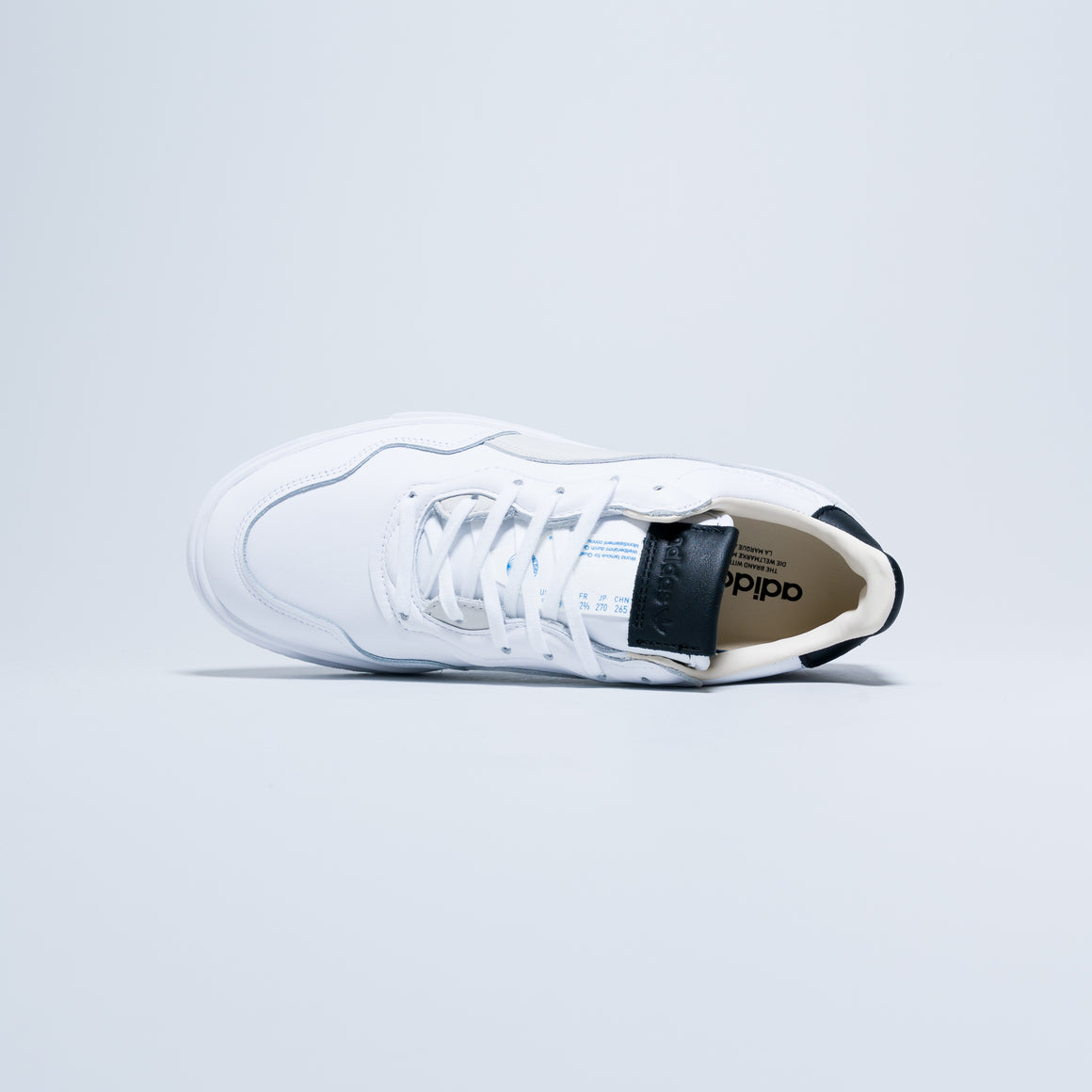SC Premiere - Footwear White/Crystal White - Up There