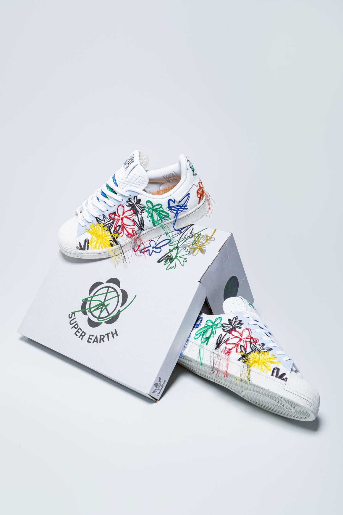 Superstar Superearth x Sean Wotherspoon - Footwear White/Footwear White