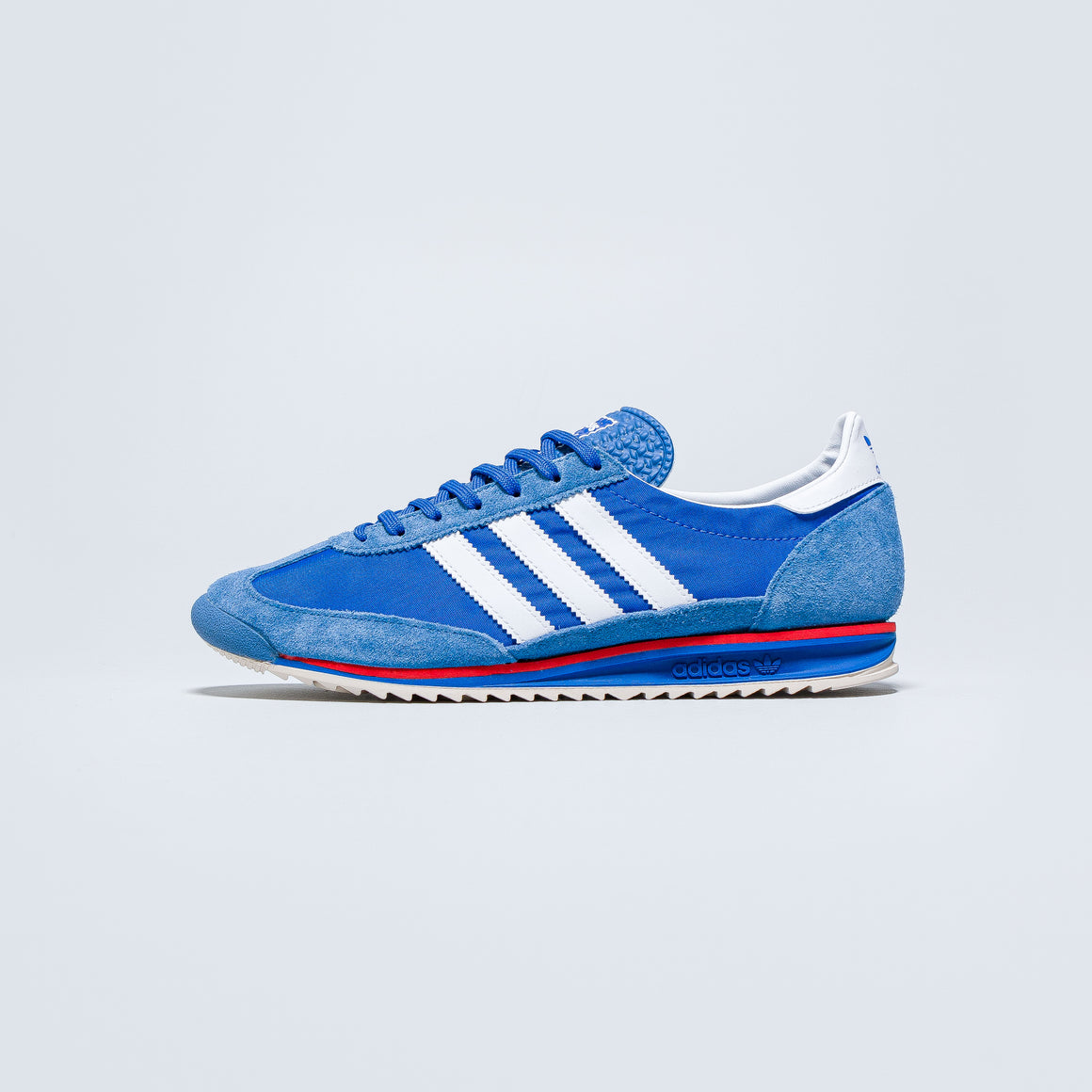 adidas - SL72 - Blue/Footwear White - Up There