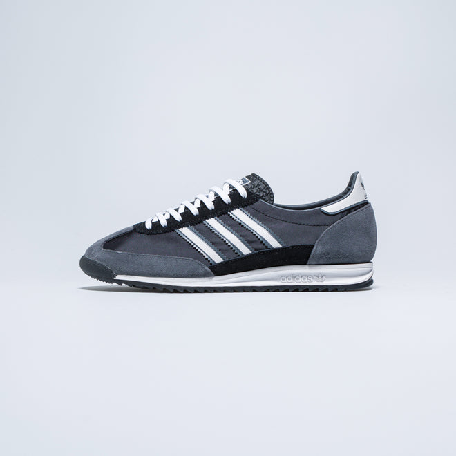 adidas - SL 72 - Core Black/Grey one - Up There