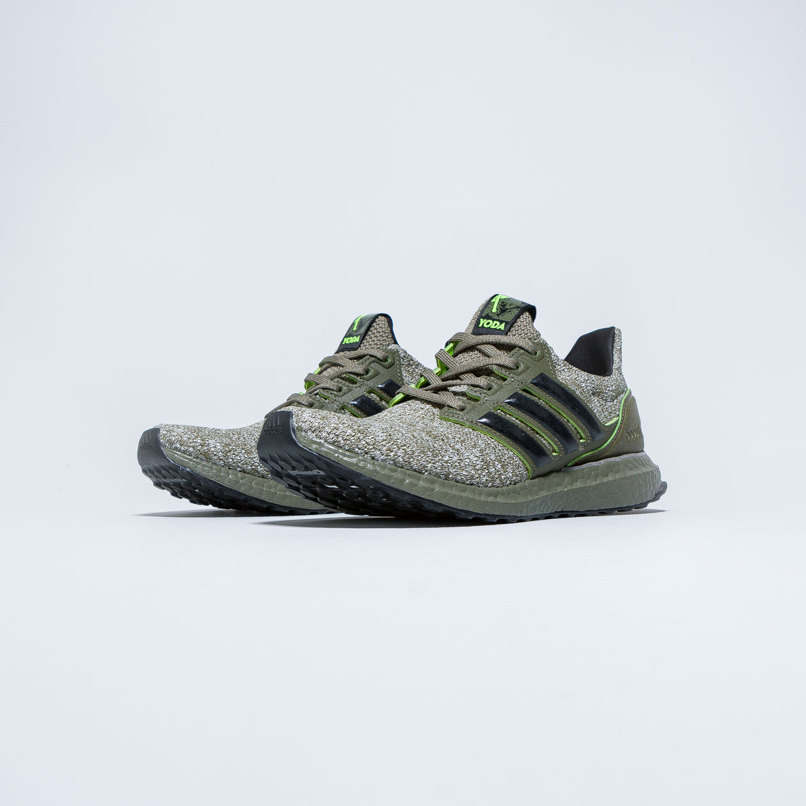 UltraBOOST DNA x Star Wars 'Yoda' - Trace Cargo/Core Black