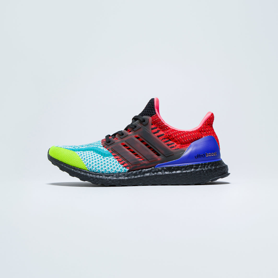 adidas - UltraBOOST DNA - Solar Lime/Core Black - Up There