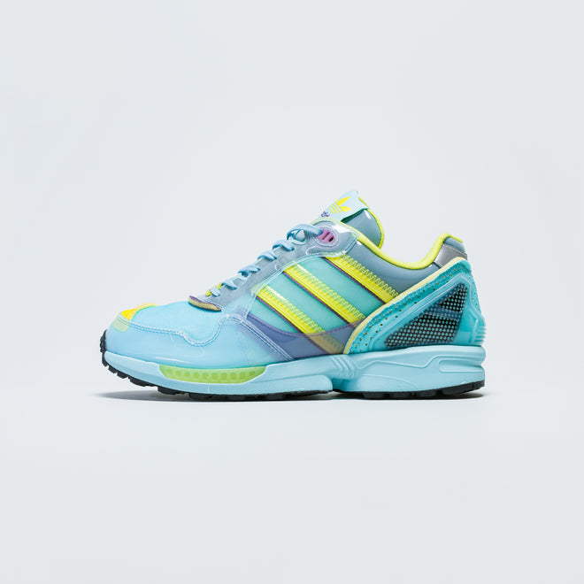 adidas - ZX0006 'Inside Out' - Clear Aqua - Up There