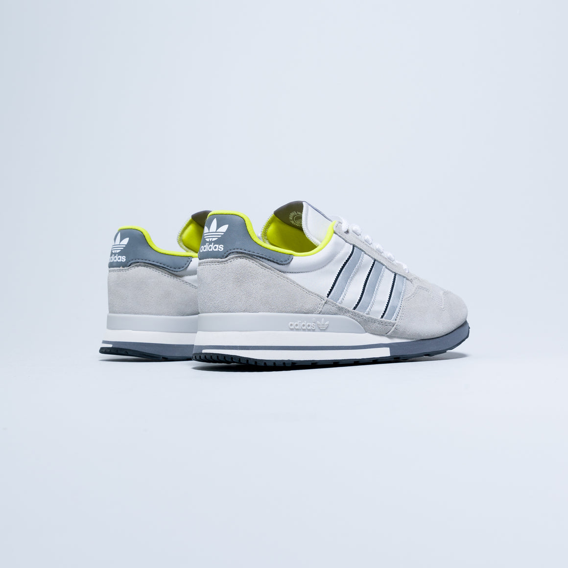 ZX 500 - Metal Grey/Core Black - Up There
