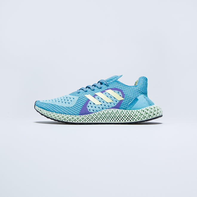 adidas - ZX Carbon - Light Aqua/Yellow Tint - Up There