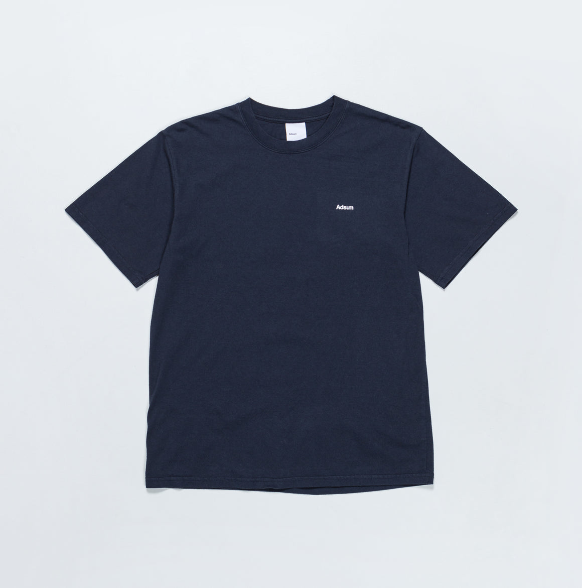 Adsum - Core Logo Tee - Dark Navy - Up There