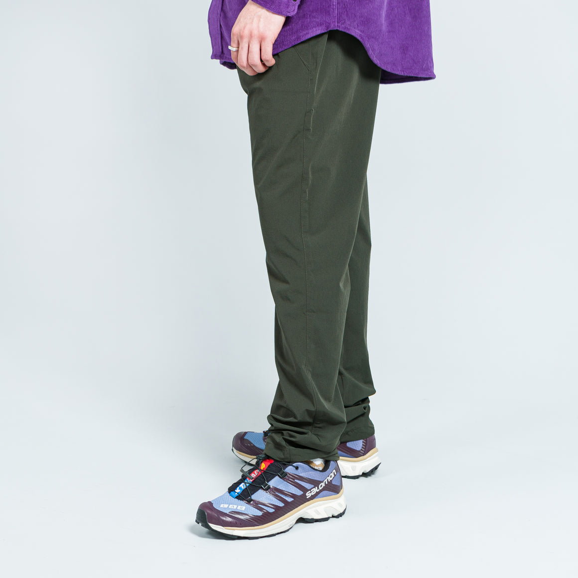 Adsum - Site Pant - Dark Green - Up There