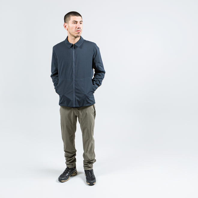 Arc'Teryx Veilance - Quoin IS Jacket -Deep Navy - Up There
