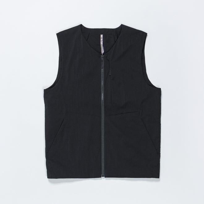 Arc'Teryx Veilance - Quoin IS Vest - Black - Up There