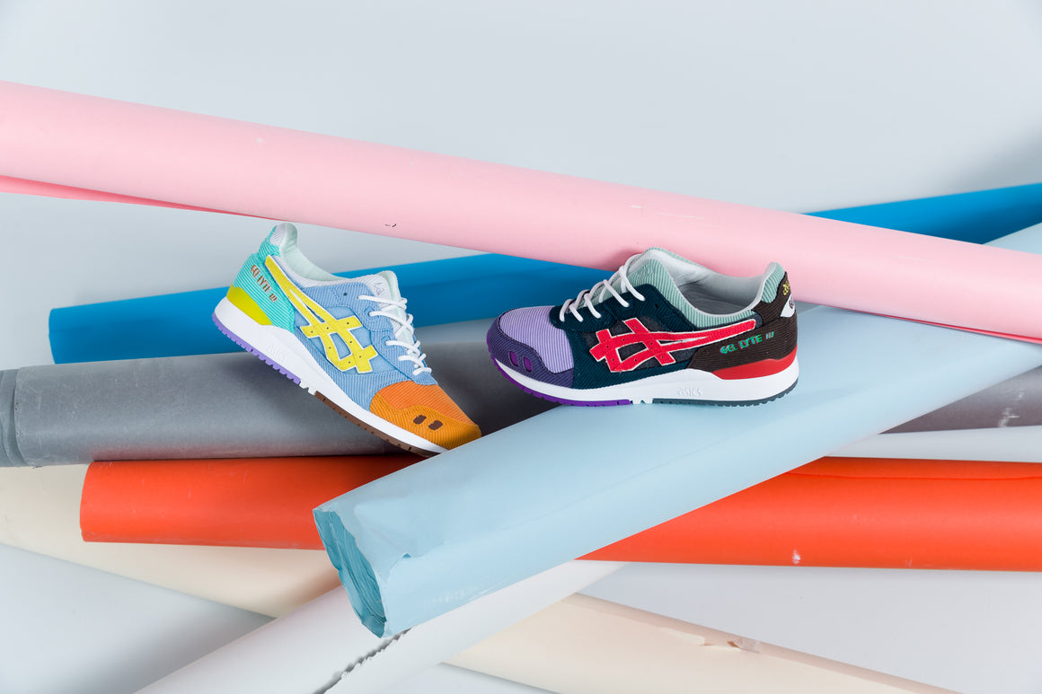 Asics - Gel-Lyte III x Sean Wotherspoon x Atmos - Multi - Up There