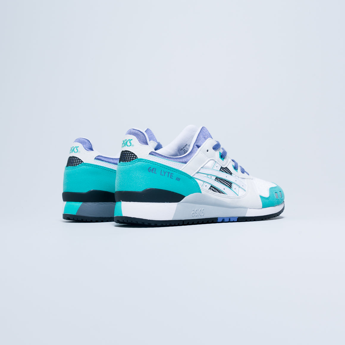 Gel-Lyte III - White/Blue Bliss - Up There