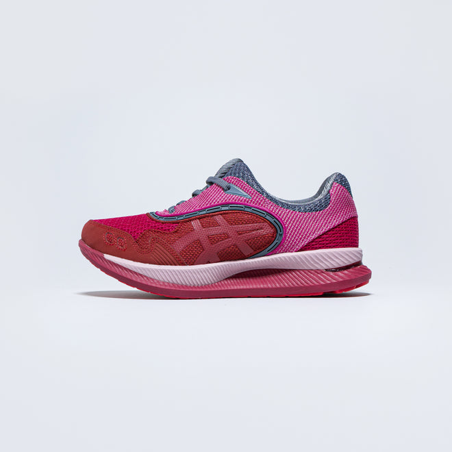 Asics - Womens-Gel-Glidelyte III x Kiko Kostadinov - Red Bud/Fired Brick - Up There