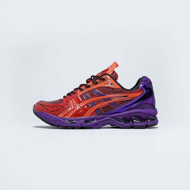 Asics - UB1-S Gel-Kayano 14 - Classic Red/Asics Blue - Up There