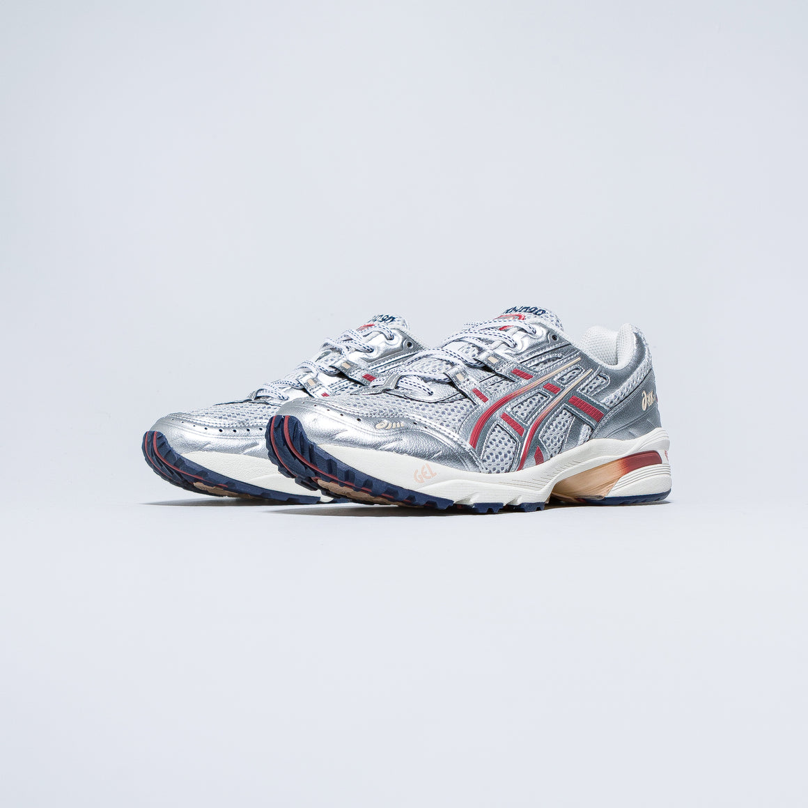 Asics - Women's Gel-1090 - Glacier Grey/Pure Silver - Up There