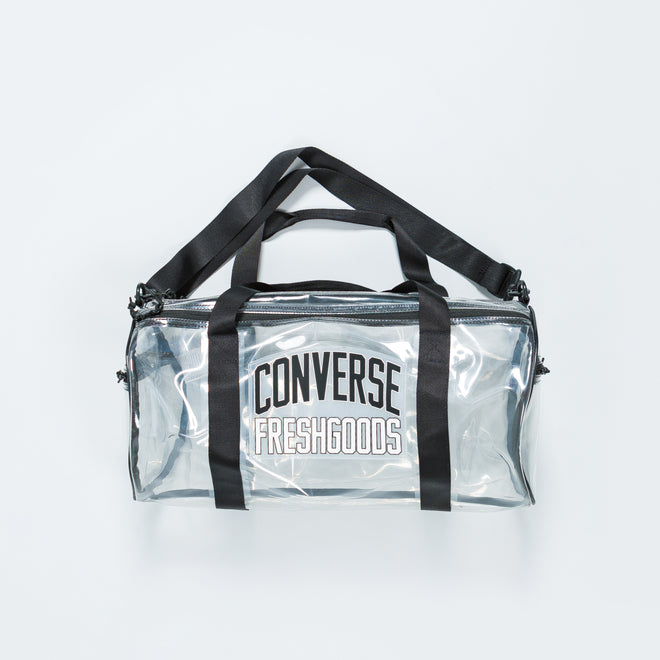 Converse - Duffle Bag x Joe Fresh Goods - Clear - Up There
