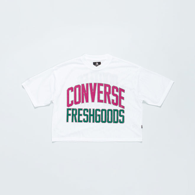 Converse - Football Top x Joe Fresh Goods - White - Up There