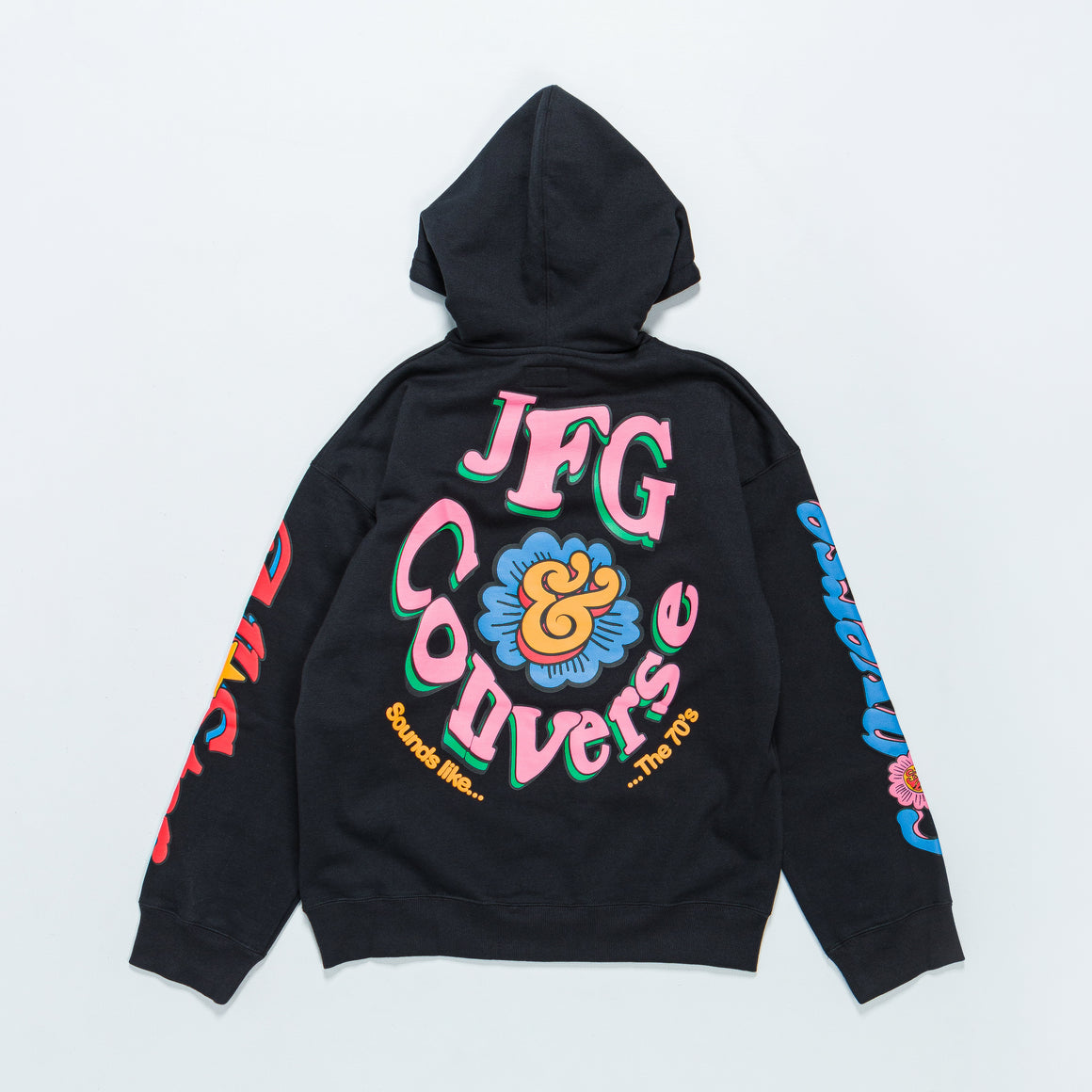 Converse - Hoodie x Joe Fresh Goods - Black - Up There