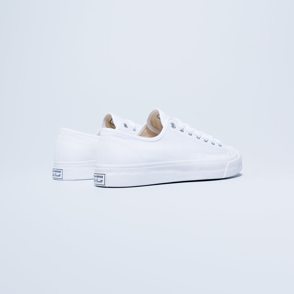 JP Core Canvas Low - White - Up There