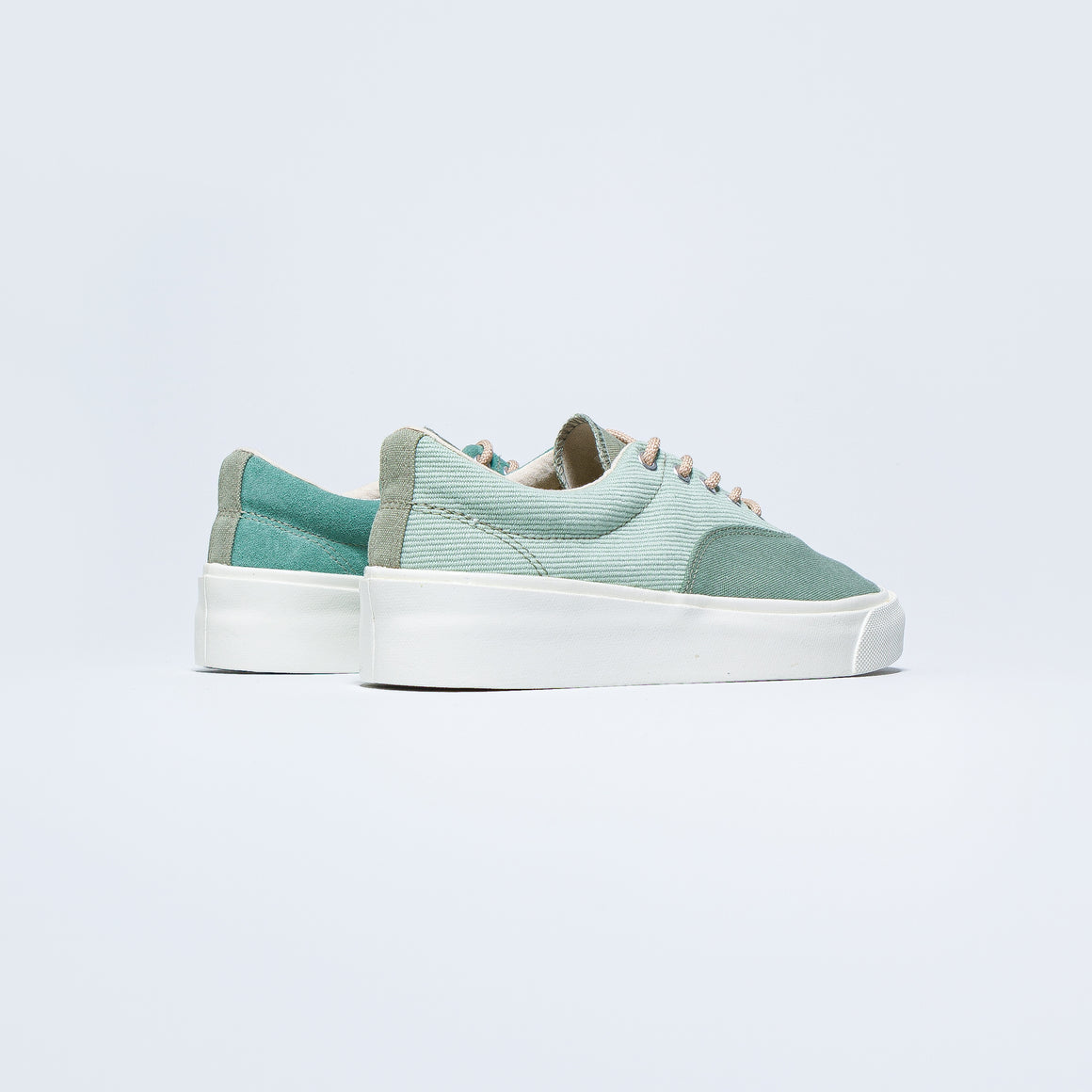 Converse - Skidgrip Low - Oli Green/Malachite Green - Up There