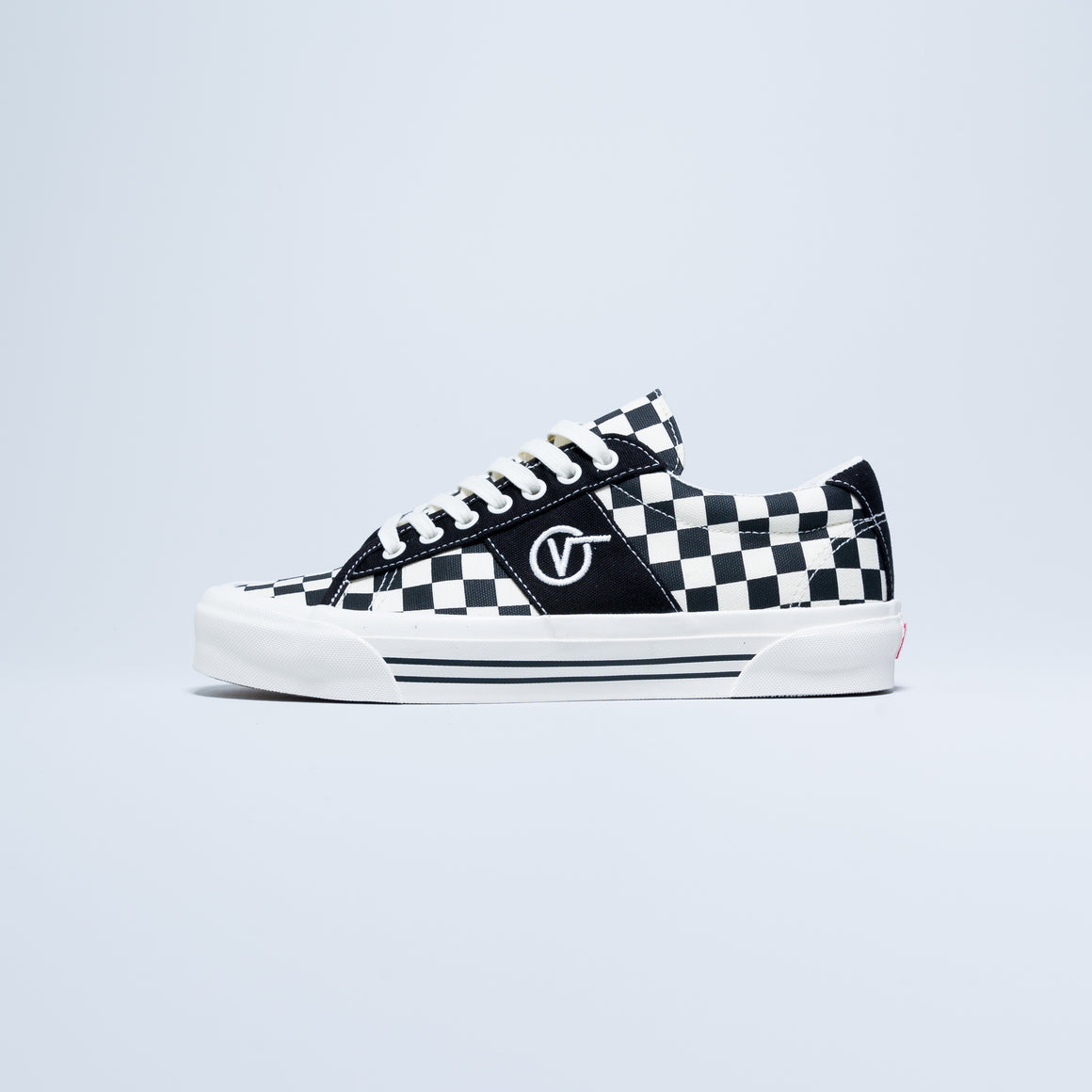 OG Sid Lx Checkerboard - Black/White - Up There
