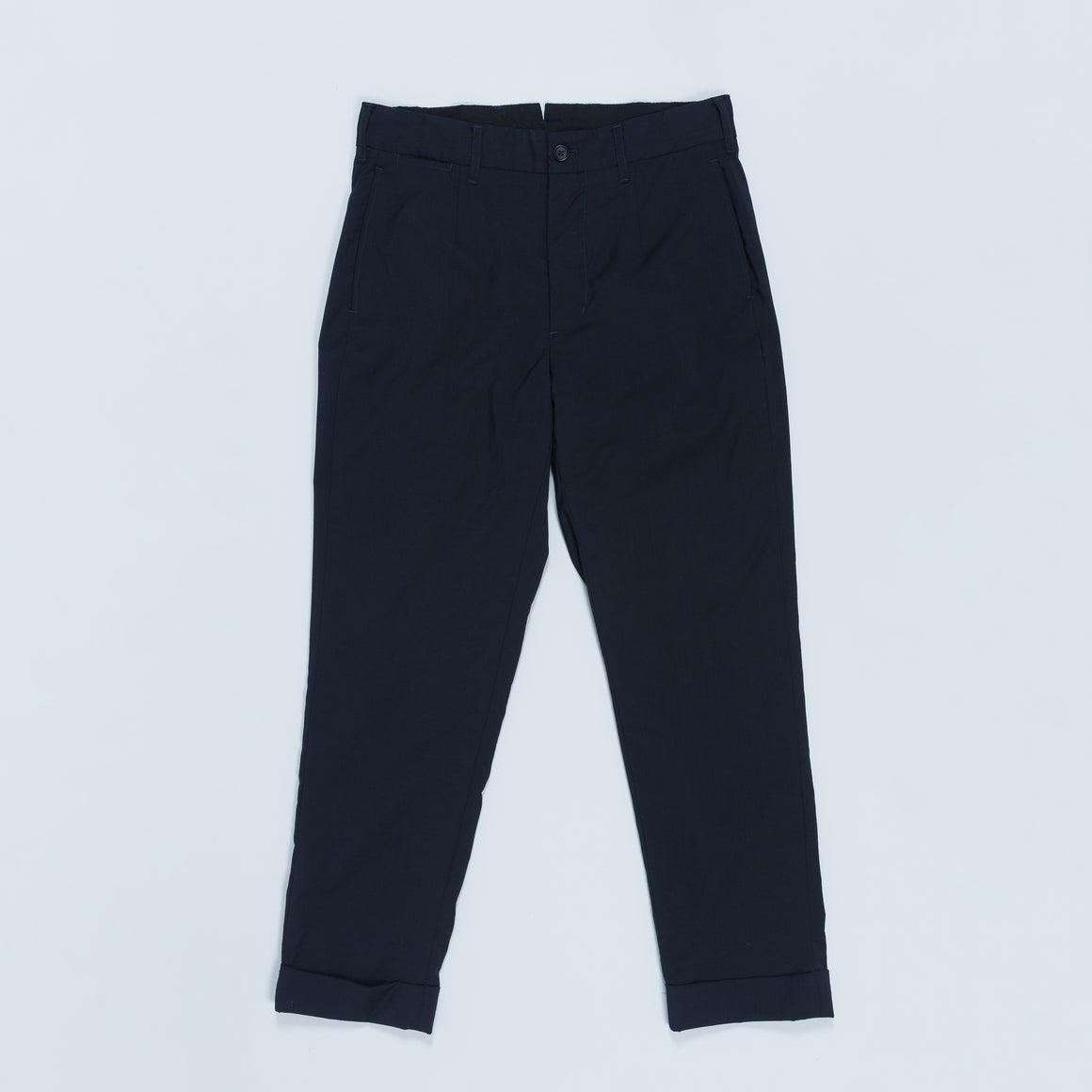 Andover Pant - Dk. Navy Tropical Wool - Up There