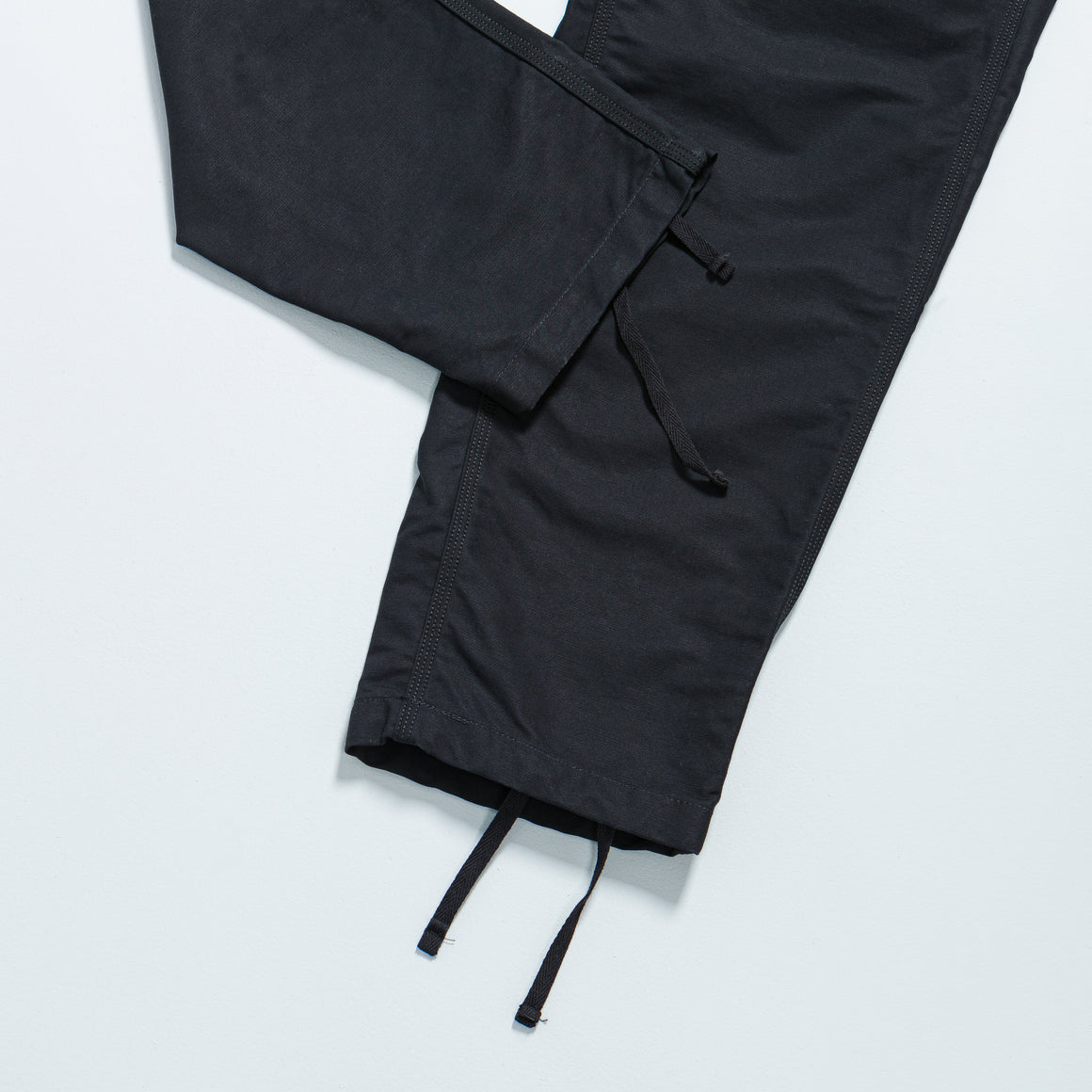 Engineered Garments - Painter Pant - Black Cotton Double Cloth - Up There