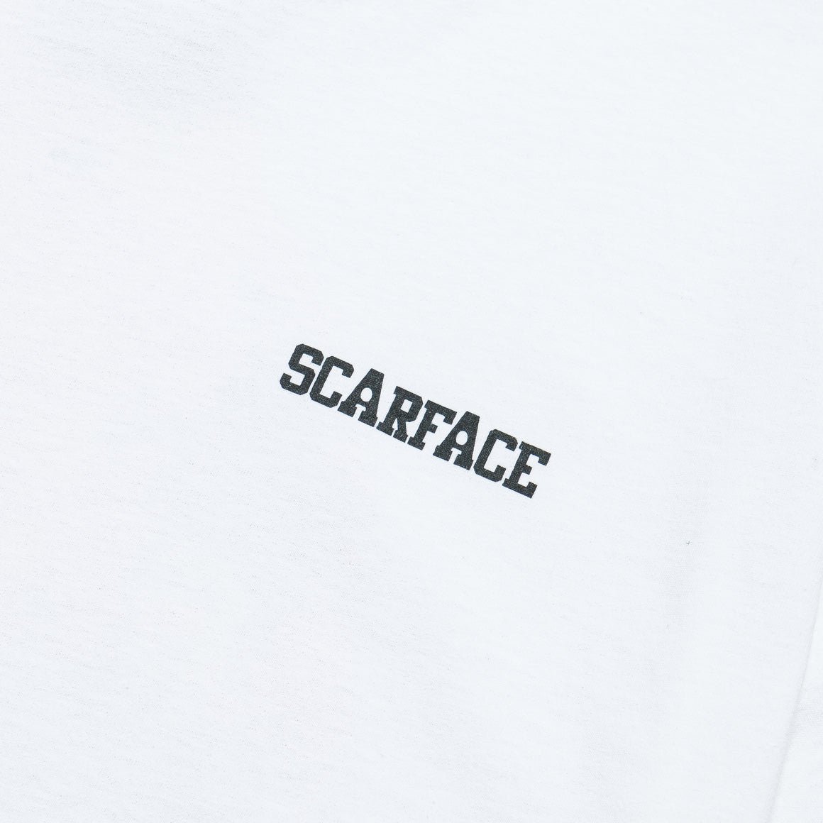 For The Homies - Scarface T-Shirt - White - Up There