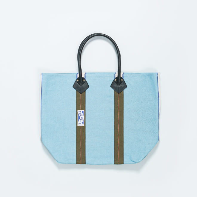 Hershan - Utility Tote Medium - Azure - Up There