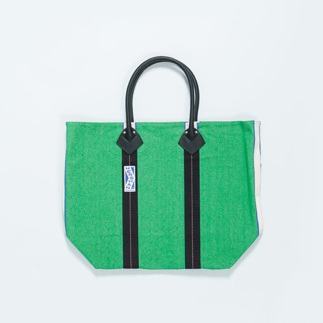 Hershan - Utility Tote Medium - Emerald - Up There