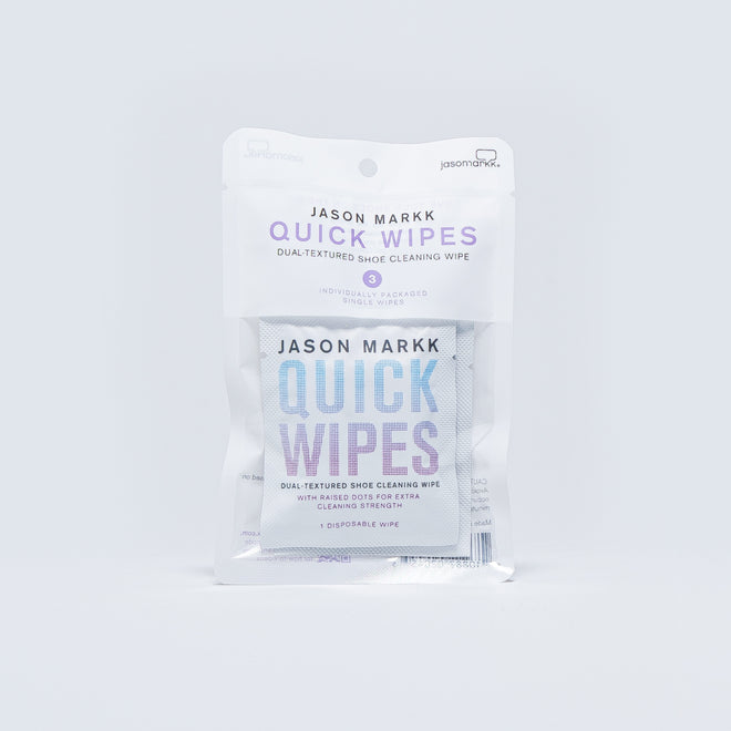Jason Markk - Quick Wipes 3PK - Up There