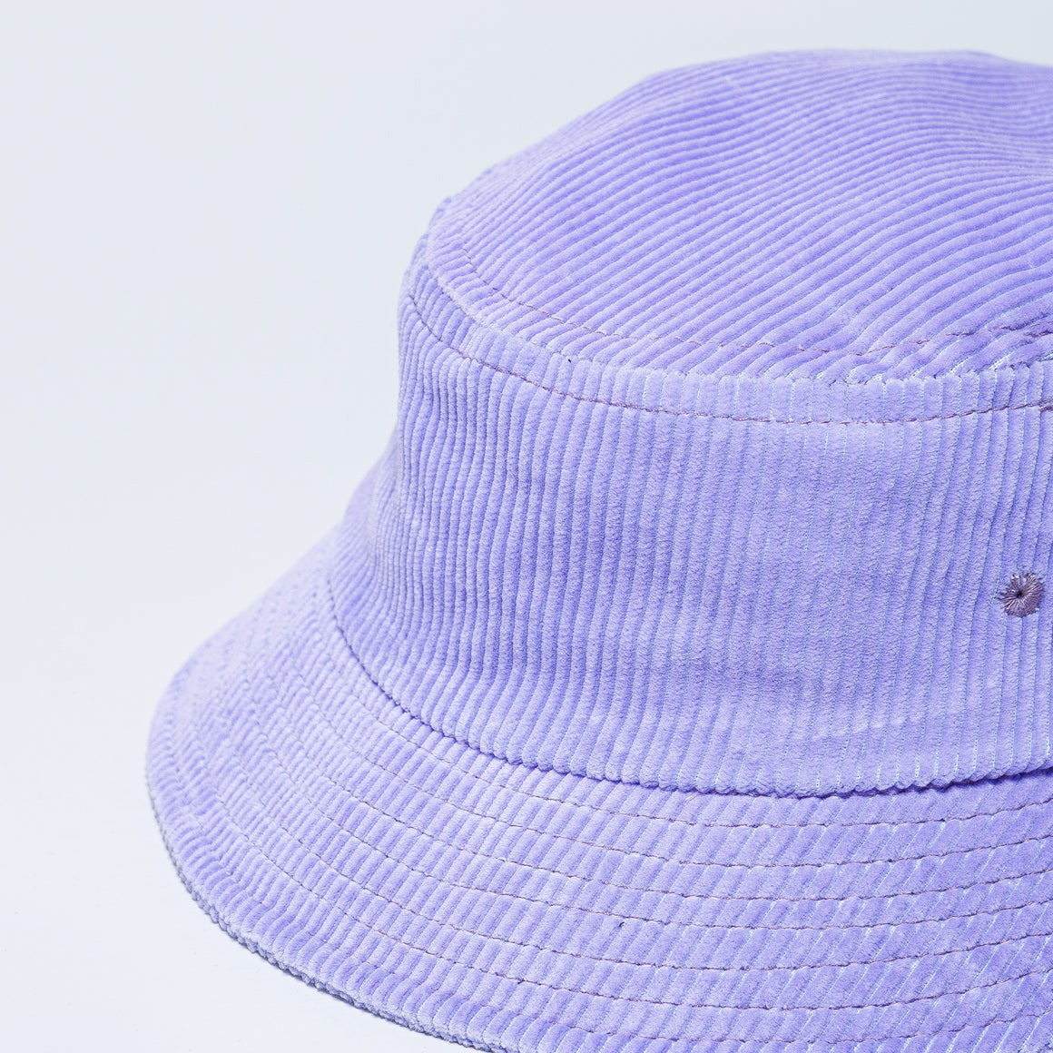 Lite Year - Bucket Hat - Lavendar Eight Wale Corduroy - Up There