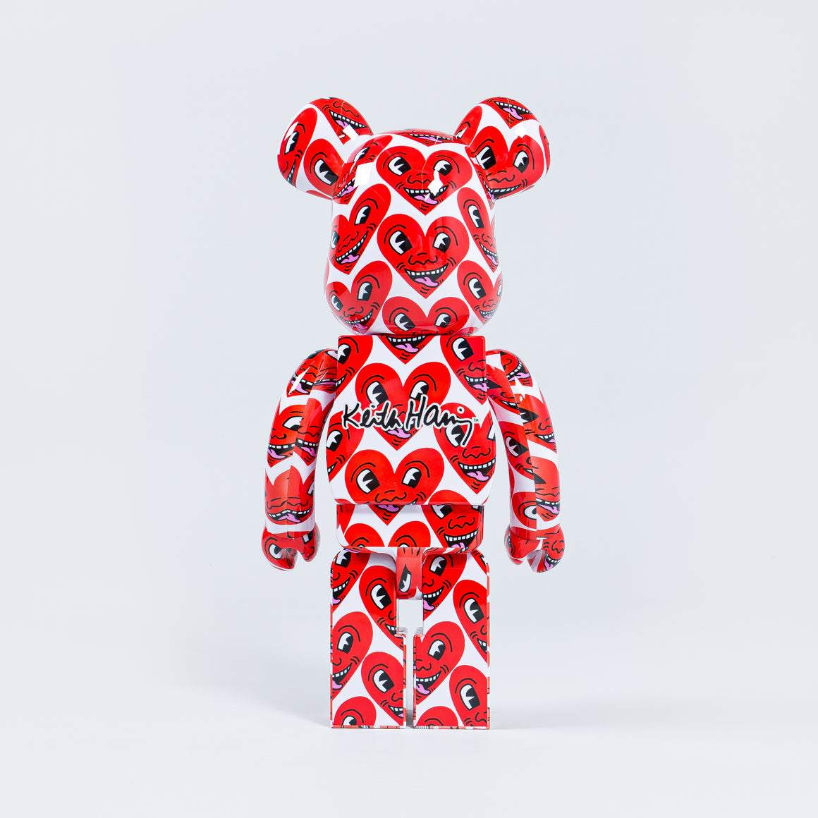 Medicom Toy - Be@rbrick 1000% - Keith Haring #6 - Up There