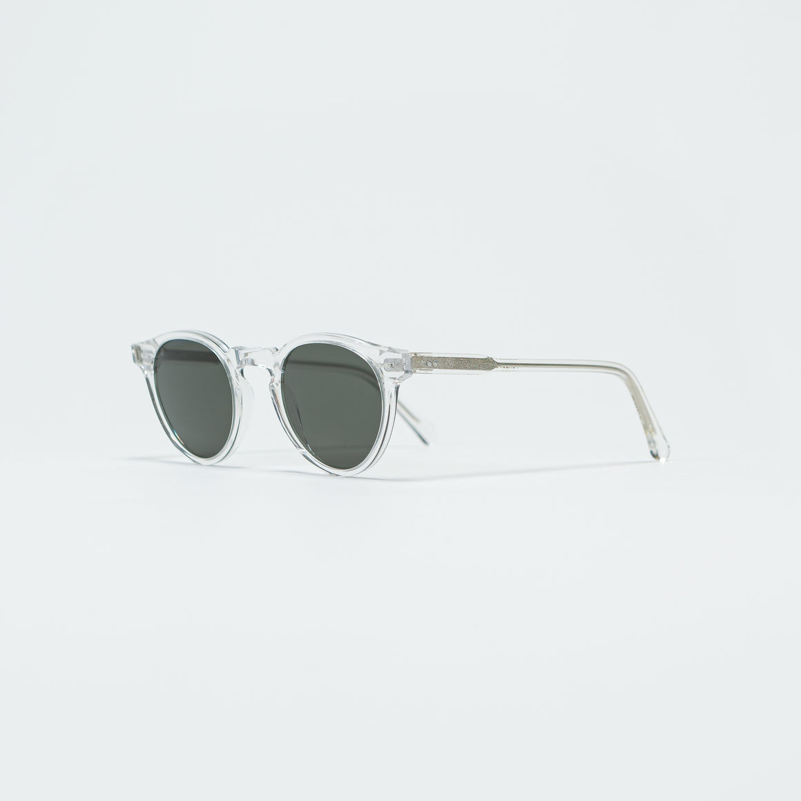 Monokel Eyewear - Forest - Crystal/Green Solid - Up There
