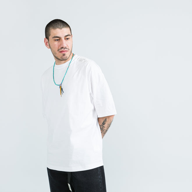 N. Hoolywood - Insideout T-Shirt - White - Up There
