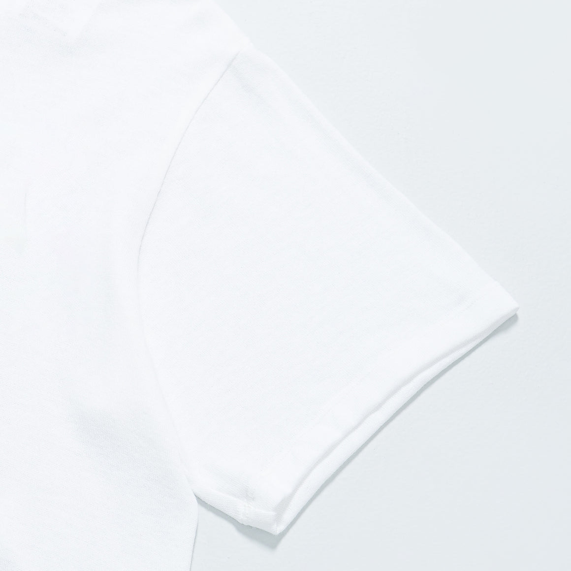 Nanamica - Loopwheel COOLMAX Jersey Tee - White - Up There