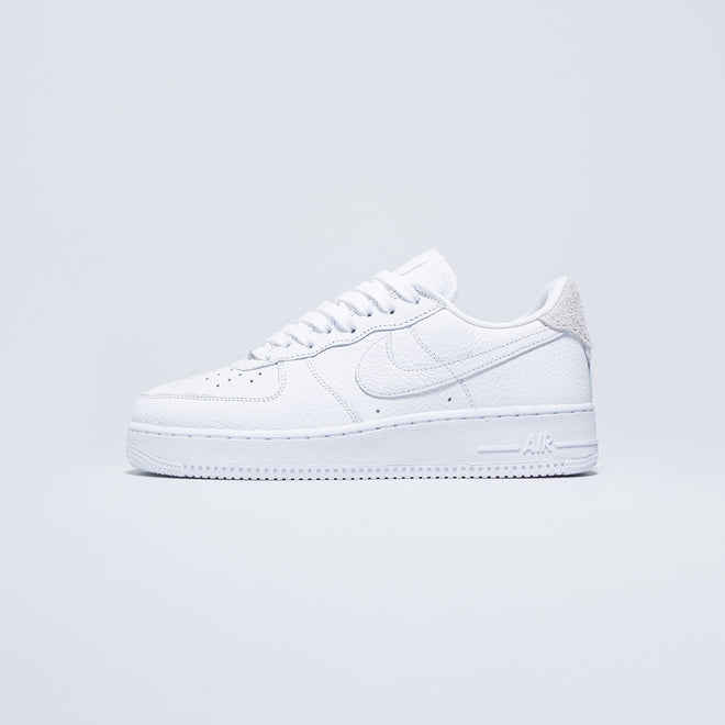 Nike - Air Force 1 '07 Craft - White/White-Summit White - Up There