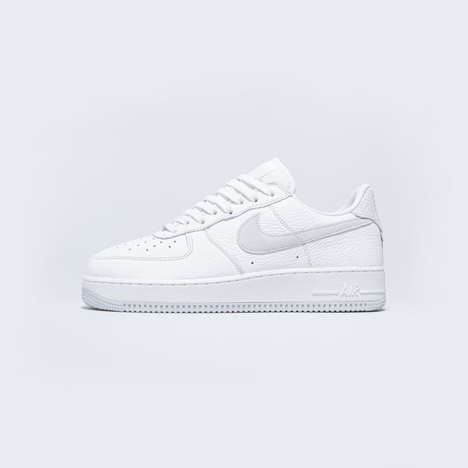 Nike - Air Force 1 '07 Craft - Summit White/Photon Dust - Up There