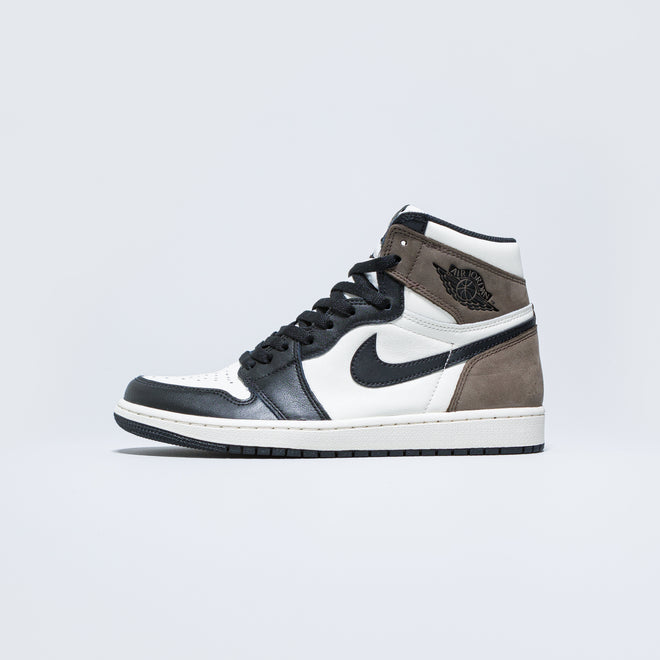 Jordan - Air Jordan 1 Retro High OG - Sail/Dark Mocha-Black-Black - Up There