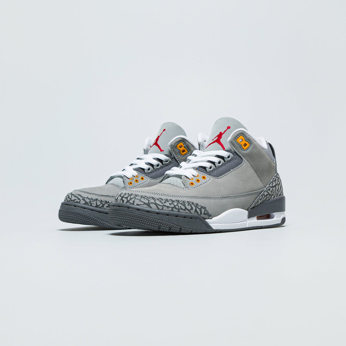 Jordan - Air Jordan 3 Retro - 'Cool Grey' - Up There
