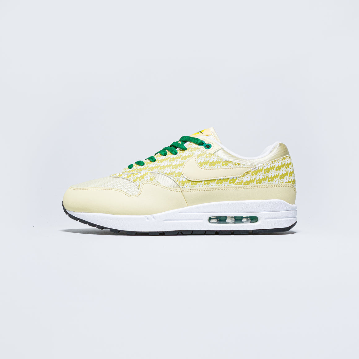 Nike - Air Max 1 Premium - Lemonade/Lemonade-Pine Green-True White - Up There
