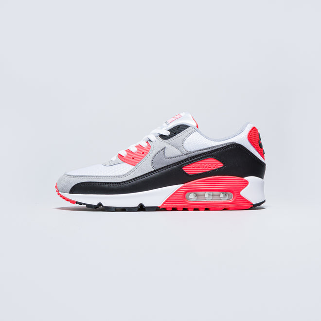 Nike - Air Max III - White/Black-Cool Grey-Radiant Red - Up There