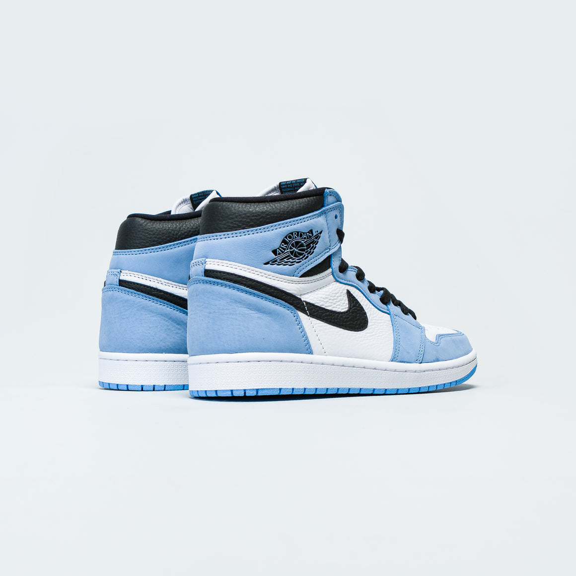 Jordan - Air Jordan 1 Retro High OG - White/Black-University Blue - Up There