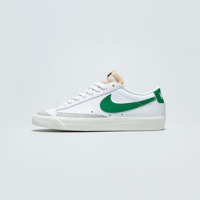 Nike - Blazer Low '77 VNTG - White/Pine Green-Sail-Black - Up There