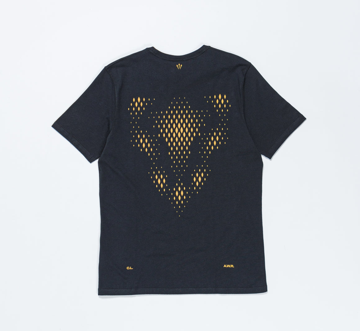 Nike - Nocta NRG Essentials SS Top - Black/University Gold - Up There