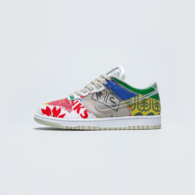 Nike - Dunk Low SP - 'City Market' - Up There
