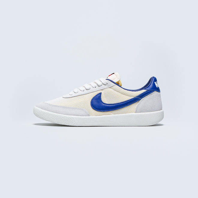 Nike - Killshot OG - Sail/Deep Royal Blue-Black-Team Orange - Up There