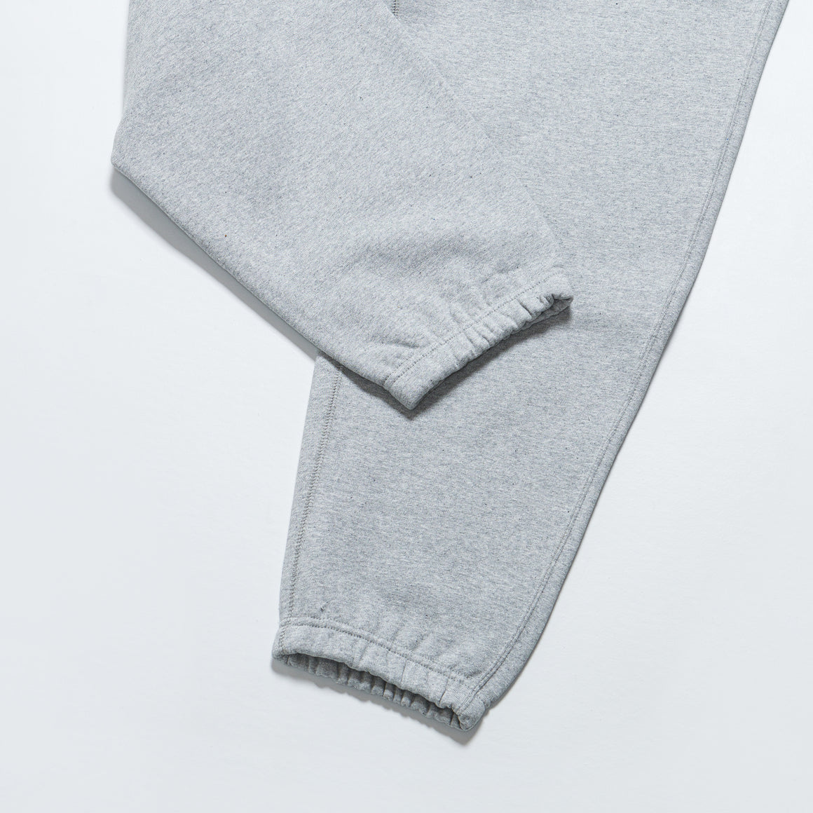 Nike - NikeLab NRG Solo Swoosh Fleece Pant - DK Grey Heather/White - Up There