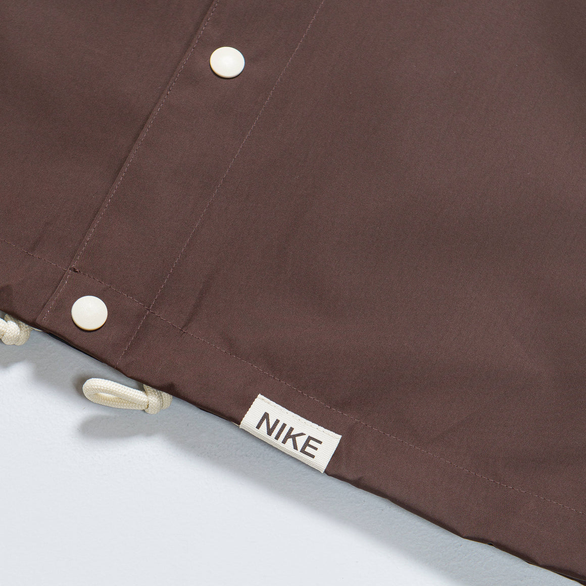 Nike - NRG Coaches Jacket CL - Baroque Brown/Mahogany - Up There